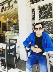 Rasul Azimov, 23, Turkey, Istanbul