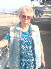 LYuDMILA, 66, Russia, Krasnodar