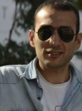 Cihan, 30, Turkey, Istanbul