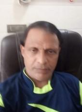 Joseph Rodrigues, 60, India, Kalyan