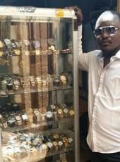 Issoufou Gatti, 34, Niger, Niamey