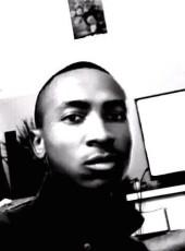 Genial, 29, Republic of the Congo, Brazzaville