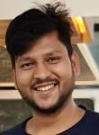 Akash, 26, Kolkata