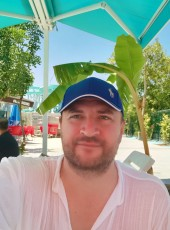 Austin, 43, Russia, Moscow