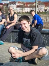 Boris, 21, Belarus, Brest