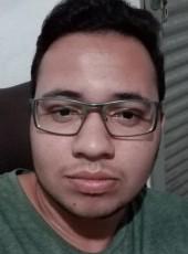 Luan Gabriel, 20, Brazil, Pouso Alegre