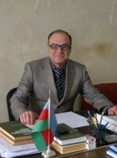 Mahammad Mammadov, 63, Azerbaijan, Baku