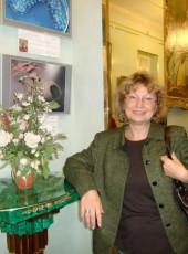 Liubov, 66, Russia, Moscow