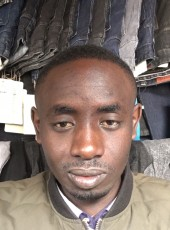 Peter, 29, Kenya, Nairobi