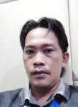 Mustakim, 41, Bekasi