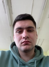 Gleb, 21, Belarus, Vitebsk