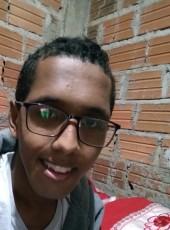 Israel Reis, 19, Brazil, Teofilo Otoni
