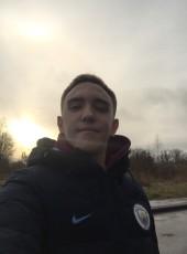 Андрей, 20, Россия, Санкт-Петербург