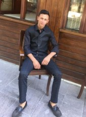 Halit, 24, Turkey, Ankara