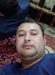 Orif Abidov, 33, Tashkent