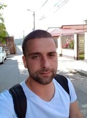 Valy Cristea, 27, Romania, Bucharest