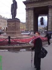 Irisha, 45, Russia, Zelenograd