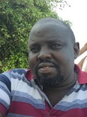 Robert  Romano, 38, Republic of South Sudan, Juba