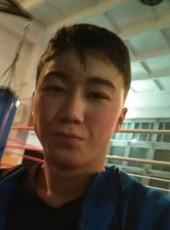 Beka, 18, Kyrgyzstan, Kara-Balta