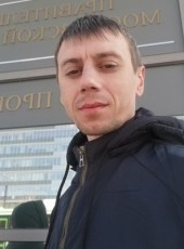 al, 36, Russia, Moscow