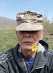 Seralin Abdrakhma, 61  , Tekeli