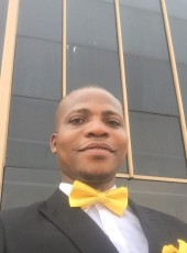 Joseph Asare, 33, Ghana, Accra