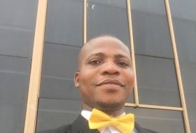 Joseph Asare, 33 - Just Me