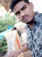 Ashik Ali, 19, India, Thanjavur