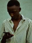 Ëlvïs, 20  , Kigali