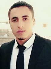 Said, 19, Algeria, Saida