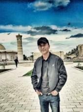 Azizbek, 19, Uzbekistan, Bukhara