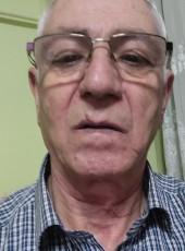 Hayrettin, 69, Turkey, Savsat