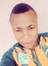 David, 22, Ivory Coast, Abengourou