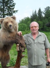 Ivan, 63, Russia, Barnaul