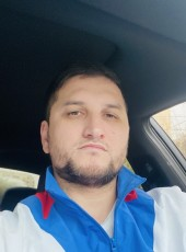 Begench Saryyew, 33, Russia, Moscow