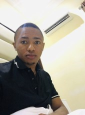 Ugochukwu Mbaeru, 24, Nigeria, Lagos