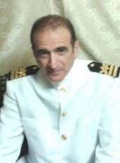 ζορζ, 58, Greece, Athens