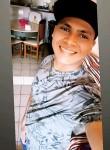 Elvis Carlos , 21, Sao Luis
