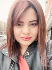 Sara Abbaszade, 29, Azerbaijan, Baku