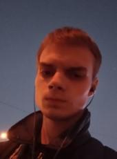 Egor, 21, Russia, Saint Petersburg
