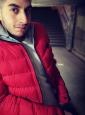 Mehmet  Nadir, 25, Turkey, Ankara