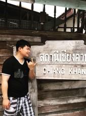 Non, 25, Thailand, Bangkok