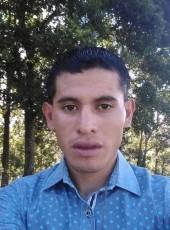 Martir, 22, Guatemala, Guatemala City