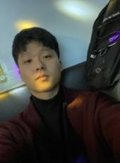 정병권, 22, Republic of Korea, Daegu