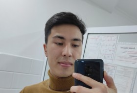 Dastan, 21 - Just Me