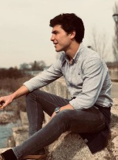Pablo Gonzalez, 24, Spain, Jaen