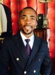 Christian , 20  , Brazzaville