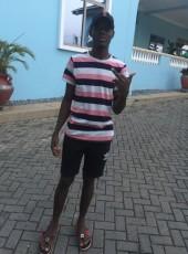 Agyei Nicholas, 25, Ghana, Koforidua