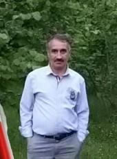 Servet, 52, Turkey, Izmit