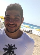 Ahmed Luxor, 21, Egypt, Alexandria